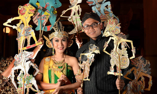 "Traditional Arts Master Brings A Mixture Of Theatrical Elements In ""Sacred Sita"""