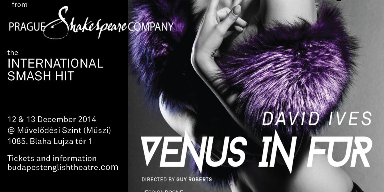 """Venus in Furs"" at The Budapest English Theatre"
