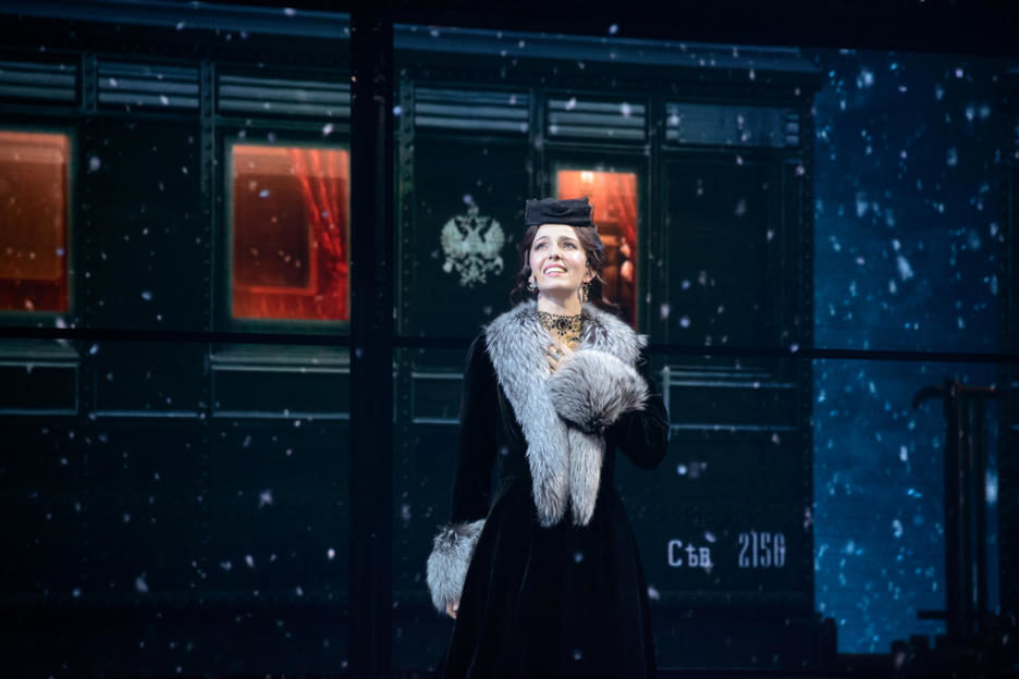 "Leo Tolstoy's ""Anna Karenina"" Turned Into a Musical at Moscow Operetta Theater"