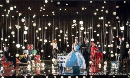 "Yury Butusov's ""Drums in the Night"" at the Pushkin Theater"