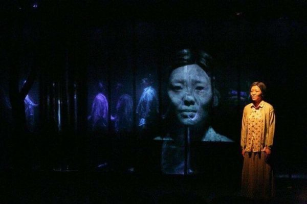 "Daring to See Red: Theater Company Gorae's ""Red Poem"""