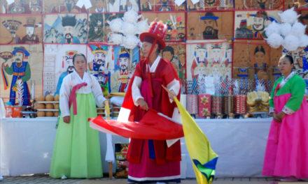 Shaman Kim Keumhwa's Ritualistic Theatre: Engaging With The Spirit World