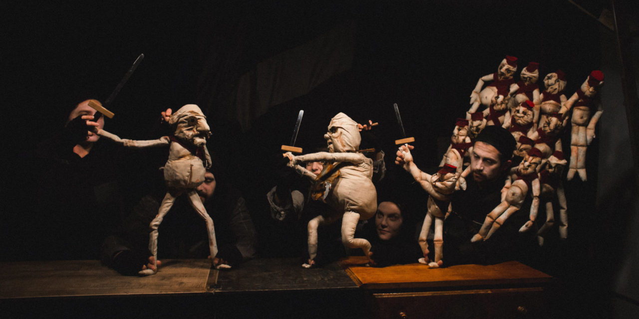 "The Rough House Theater's ""Ubu Roi"" at the Upcoming Chicago International Puppet Festival"