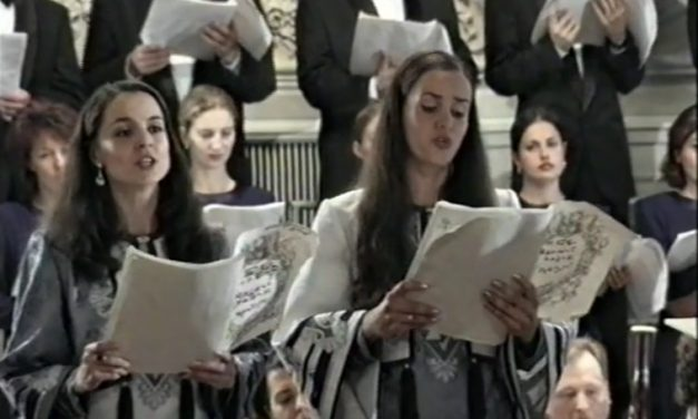 "A Meditation for Holocaust Memorial Day: ""Viennese Kaddish"""