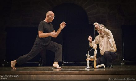 The Union of Sicilian Puppetry and Contemporary Dance: Virgilio Sieni and Mimmo Cuticchio in Palermo