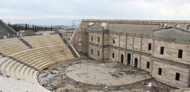 In Iraqi Kurdistan, A Roman Amphitheatre To Enhance Local Culture