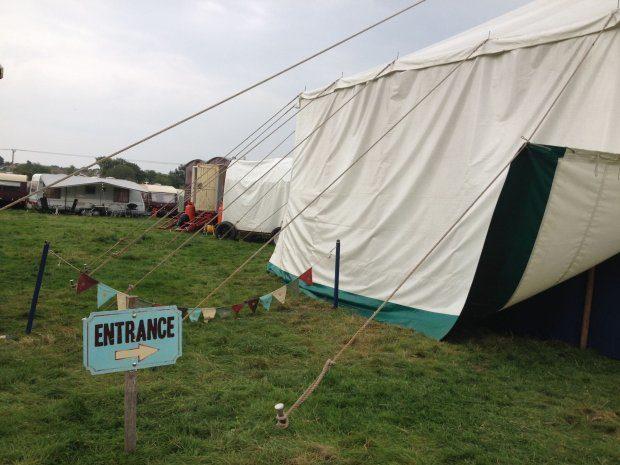 Circus Tent Photo creds Bauke Lievens