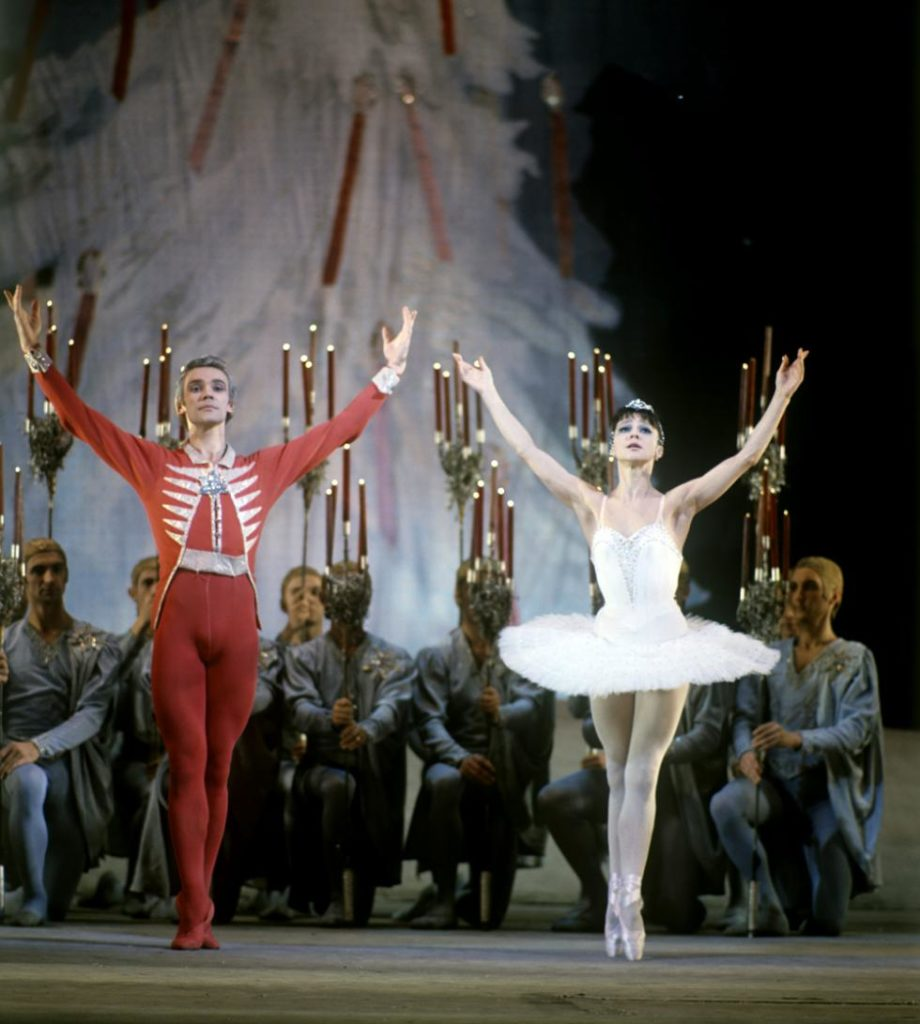"""A Scene from Pyotr Tchaikovsky's The Sleeping Beauty"""