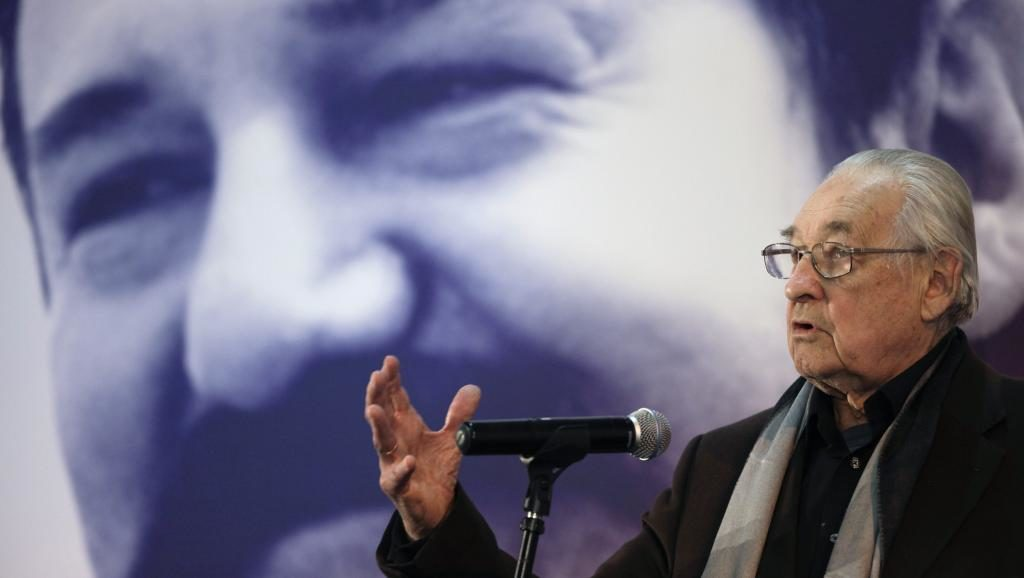 Andrzej Wajda. Photo credit: Kacper Pempel