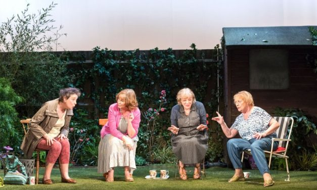 "Women on the Verge: Caryl Churchill's ""Escaped Alone"""