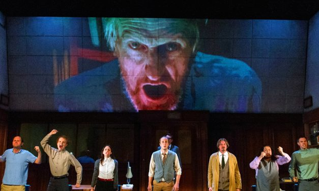 "Headlong Theatre's ""1984"": Orwell's Nightmare or a Smug Satire for The Inner Party?"