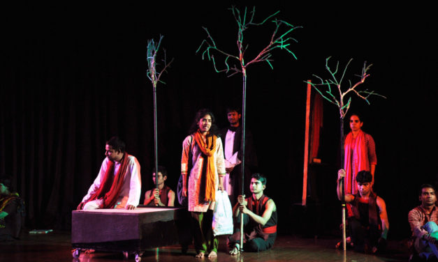 A Mixture Of New Elements Brings A Classic Indian Play To Life
