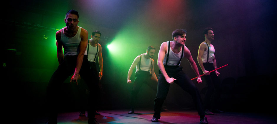 "Anthony Burgess' ""A Clockwork Orange"" at Park Theatre"