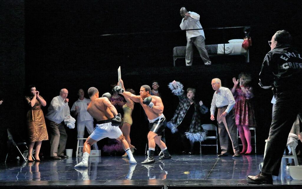 """Champion"" – Scenes From a Boxer's Life, A New Opera"