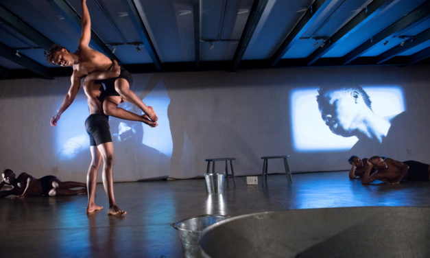 "Home Is where the He(art) Is: Flatfoot Dance Company's ""Home"" Trilogy"