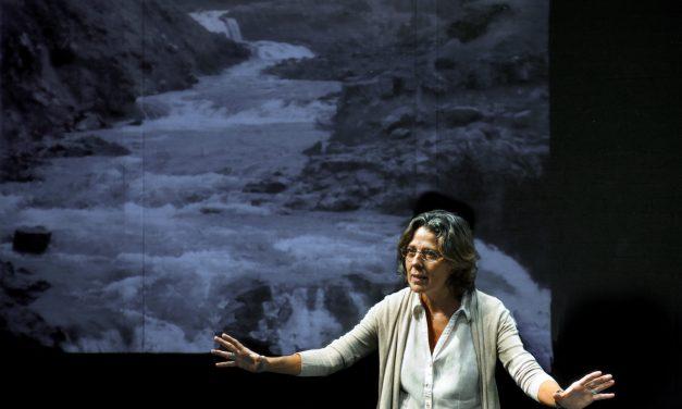 "Anna Politkóvskaya, ""A Stubborn Woman"": Stefano Massini's Political Theatre"