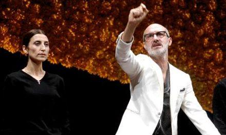 A Dark Christmas to Rethink Realistic Theatre: Antonio Latella