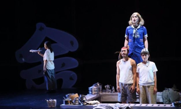 "Roland Schimmelpfennig's ""The Golden Dragon"" Staged in Hong Kong by On & On Theatre Workshop"