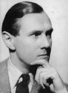 Patrick White, Circa 1940s Photo creds Wikipedia Commons