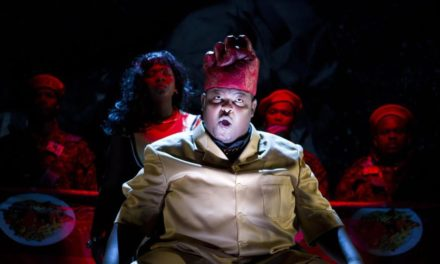 """""""Macbeth"""" Brings Double, Double, Toil and Trouble From DR Congo"""