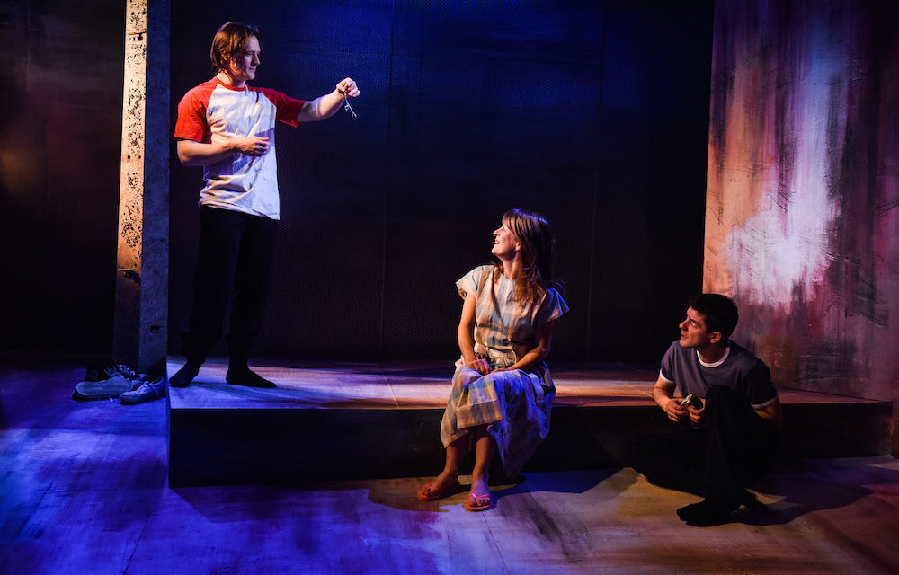 """Years of Sunlight"" at Theatre 503"
