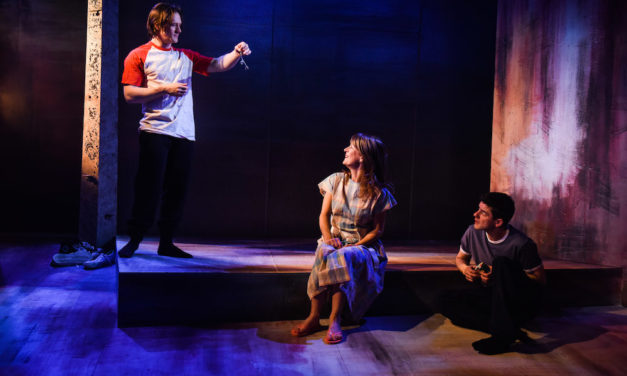 """""""Years of Sunlight"""" at Theatre 503"""