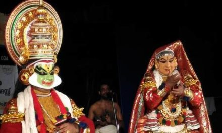 Enthralling Spectrum of Visual and Aural Artistry: The Kamineeyakam Kathakali Festival