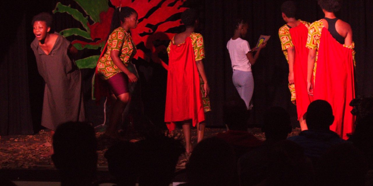 SANCTA Let's Community Theatre Thrive in South Africa!