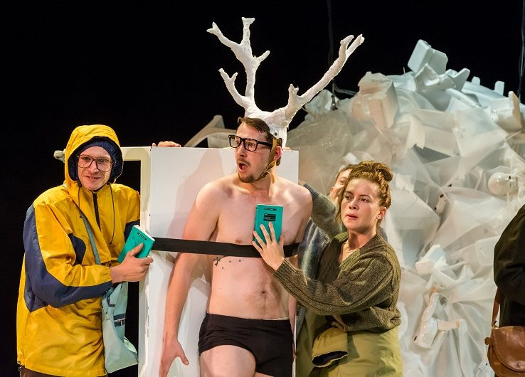 """Peer Gynt"" [recycled] by Auckland Theatre Company"
