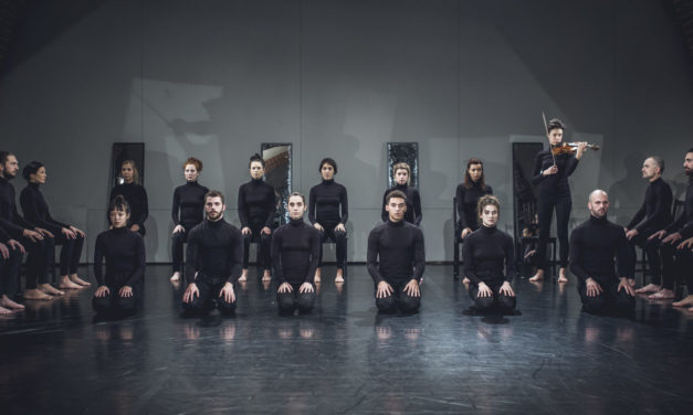 Conversation With Iván Pérez, The Founder of INNE and Choreographer for Song of the Goat Theatre