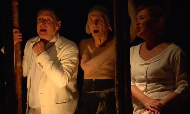 """""""Provoking Theater: Kama Ginkas Directs"""" An Excerpt"""