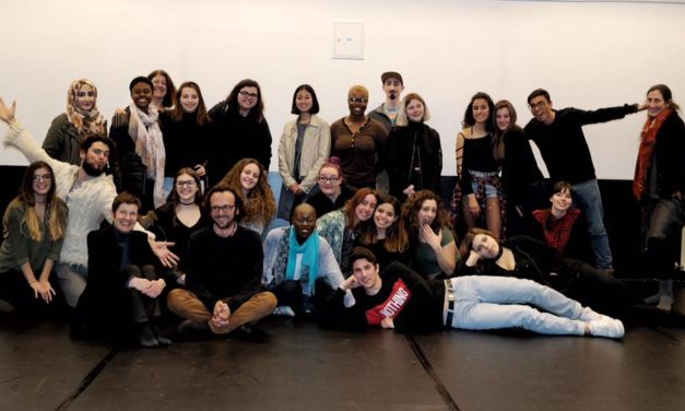 Collaborating Across Borders: Theatre for Integration Project in Portugal