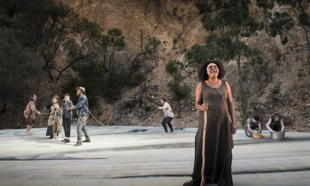"""The Secret River"": Colonial Oppression on Australian Stages"