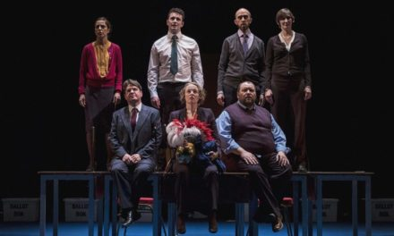 """""""My Country; A Work in Progress"""" – The First Brexit Play at the National Theatre"""