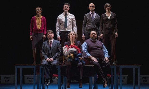 """My Country; A Work in Progress"" – The First Brexit Play at the National Theatre"