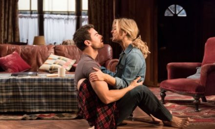 "Review: ""Sex With Strangers"" at Hampsted Theatre"