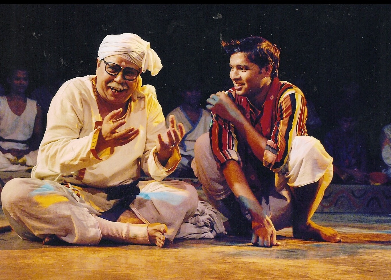 Bidesia The Folk Theatre Of Eastern India The Theatre Times