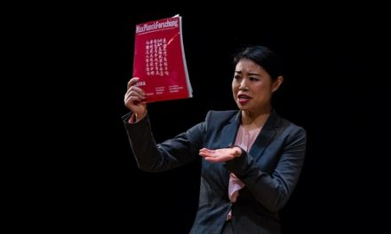"David Henry Hwang's ""Chinglish"" Premieres in London"