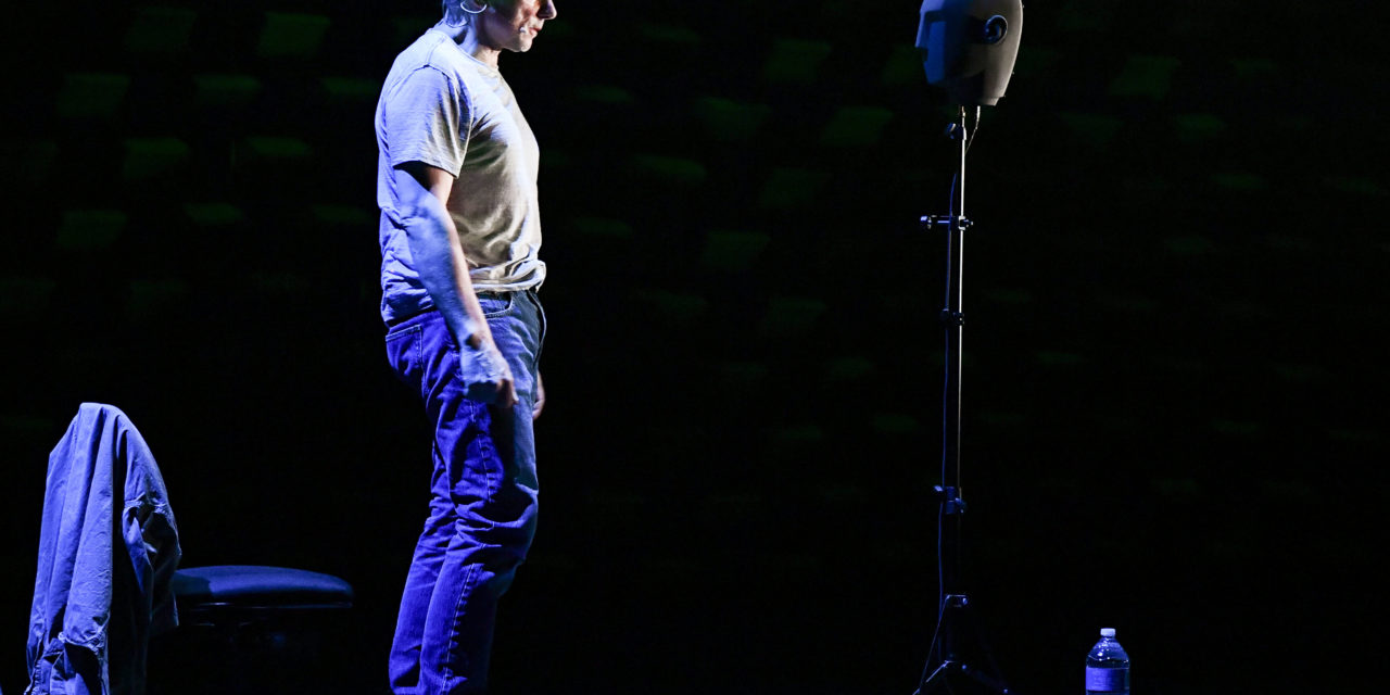 "Complicite/Simon McBurney West Coast Premiere of ""The Encounter"" at The Wallis (Beverly Hills)"