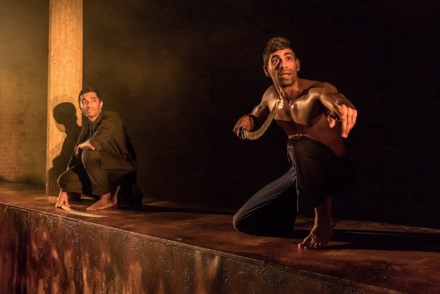 """Guards at the Taj"" at the Bush Theatre"
