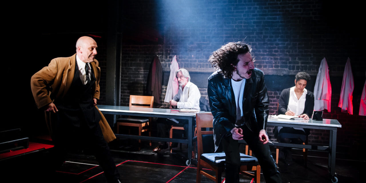 """The Plague"" at Arcola Theatre"