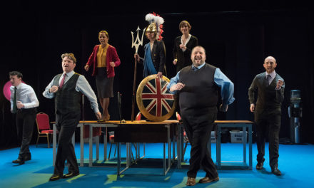 """My Country; A Work in Progress"" The First Play Explicitly About Brexit"