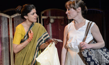 """Made in India"" by Tamasha Theatre Company Tackles the Subject of Fertility and Surrogacy"