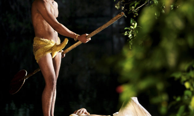 Indian Women's Performance Art