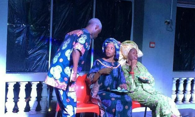 Lagos, Theatre, Critic: Working Together