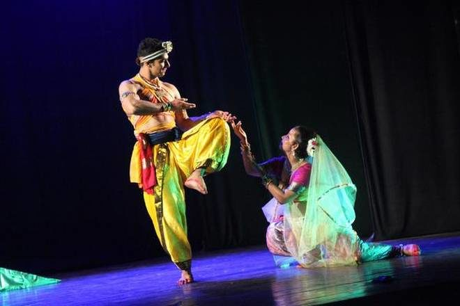 "Bhoomikeshwar Singh Uses Classical Dance In An Adaptation Of ""Vikramorvashiyam"""