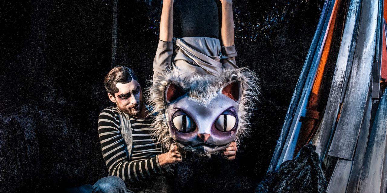 """Alice's Adventures Underground"": New Immersive Limits Down the Rabbit Hole"