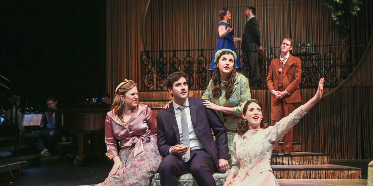 "Boston Opera Collaborative's ""La Rondine Remix"""