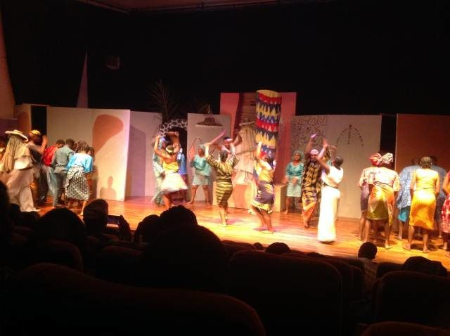 """Isale Eko"": One Powerful Play About The History of Lagos"