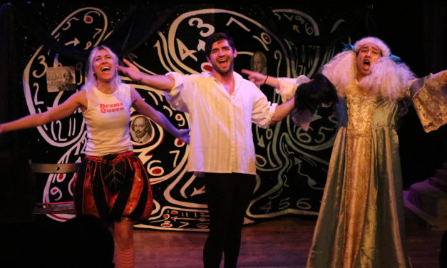 "Aurora Theatre's ""The Complete Works of William Shakespeare (Abridged)"" Blasted the Hong Kong stage at Fringe Club"